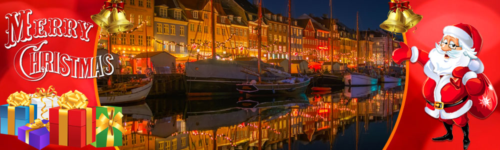 christmas mania in amsterdam